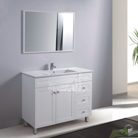 Bathroom Vanities With Lacquer High