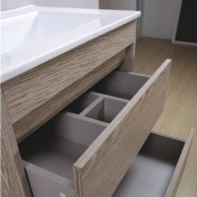 Ml 1505 24 Inch Single Bathroom Vanity Cabinet Melamine Hangzhou Fame Industry Co Ltd
