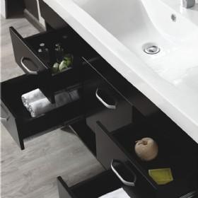 Groovy Sw 1503 72 Inch Solid Wood Double Bathroom Vanities Home Interior And Landscaping Ferensignezvosmurscom